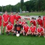 Mužstvo ČECHY