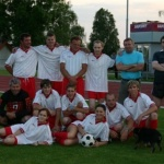 VC 2007 - Fotbalové družstvo Moravy